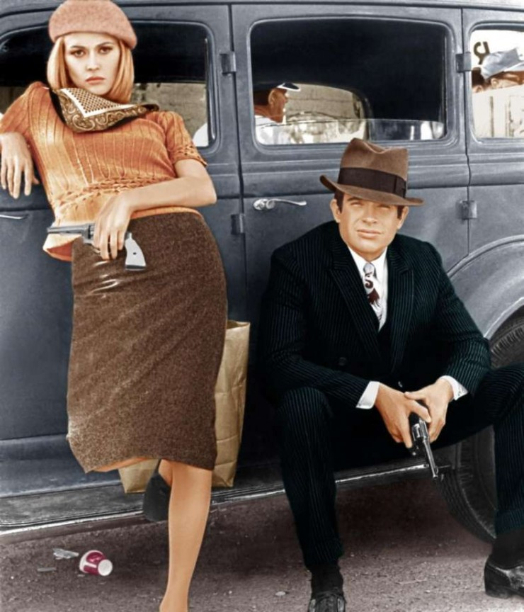 Villain Protagonist Bonnie and Clyde