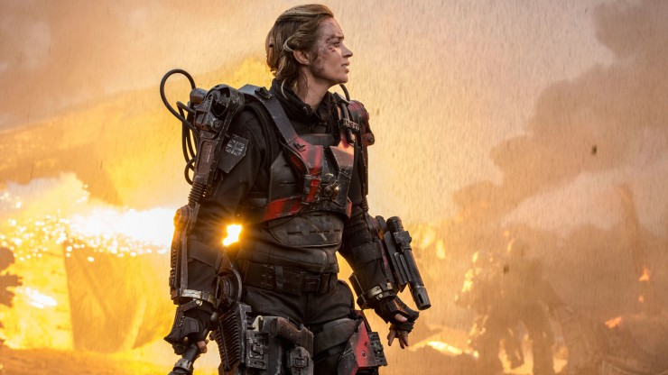 Edge of Tomorrow - Emily Blunt