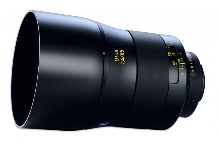 Zeiss Otus 85mm f/1.4 lens