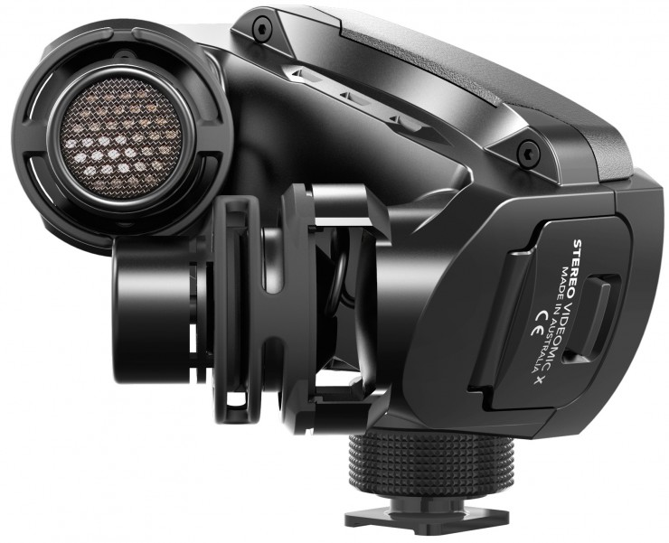 RØDE's New Stereo VideoMic X On-Camera Microphone Promises Great Audio Quality in a Tiny Package