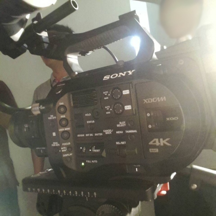 Sony FS700 Replacement 4K XAVC
