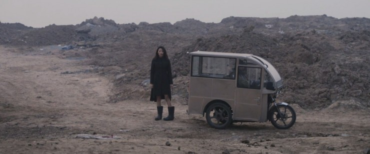 The Sand Storm - Christopher Doyle-Shot Short Film