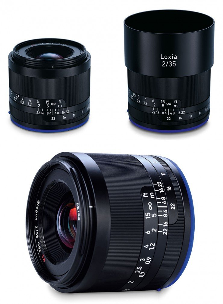 Zeiss Loxia 35mm