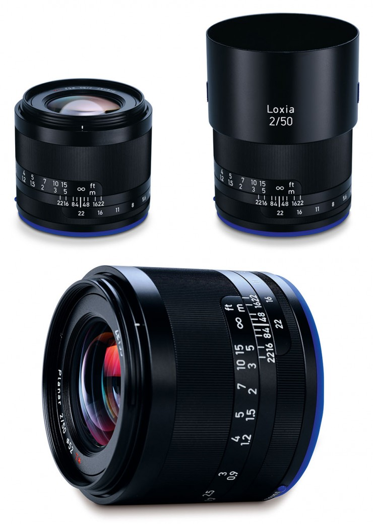 Zeiss Loxia 50mm f/2