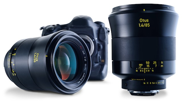 Zeiss Otus 85mm lens
