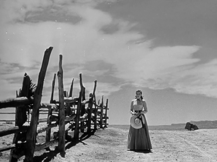 My Darling Clementine Cinematography