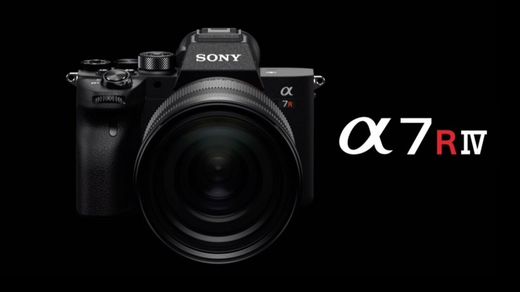 Sony A7R IV Full Frame Mirrorless Camera with 61 MP Exmor Image sensor