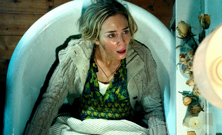 The Screenwriters of 'A Quiet Place' Want to Read Your