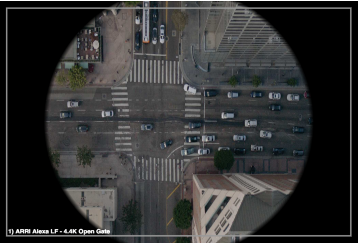 Determine the Perfect Lens and Sensor Pairings with AbelCine's FOV