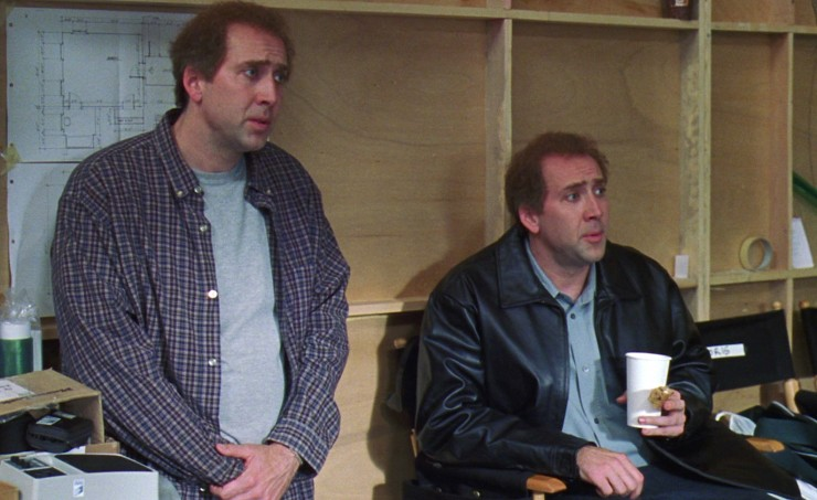 Adaptation Nic Cage and Nic Cage