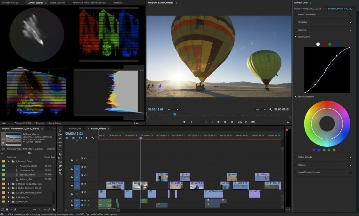 Premiere pro just got some massive upgrades to its color premiere pro just got some massive upgrades to its color correction abilities ccuart Image collections