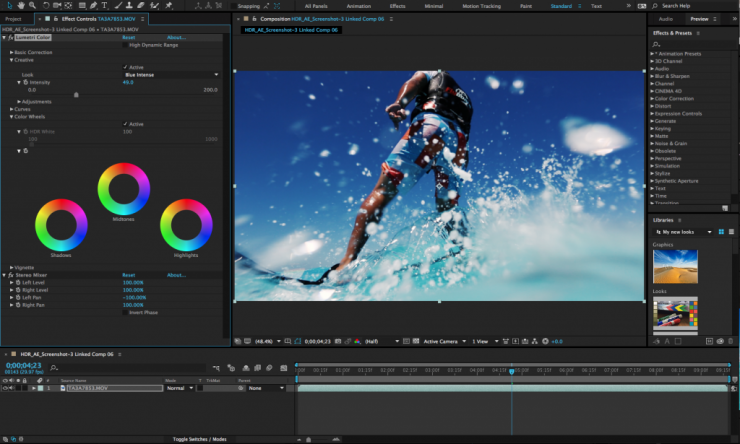 Adobe After Effects no film school 30 shortcuts workflow school of motion