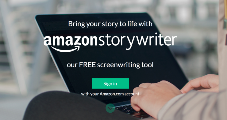 Amazon Launches New Free Screenwriting App Amazon Storywriter