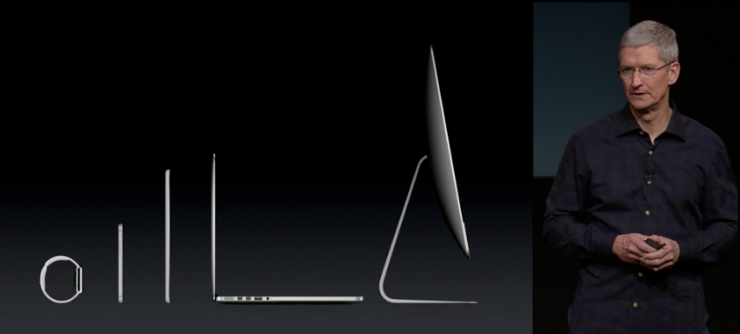 Apple Keynote October 2014