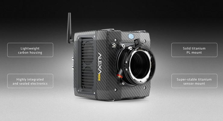 New ARRI ALEXA Mini: Same Image Quality in a Much Smaller