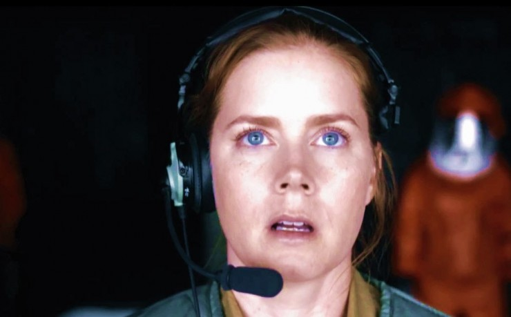 Arrival no film school lessons from the screenplay Adaptation