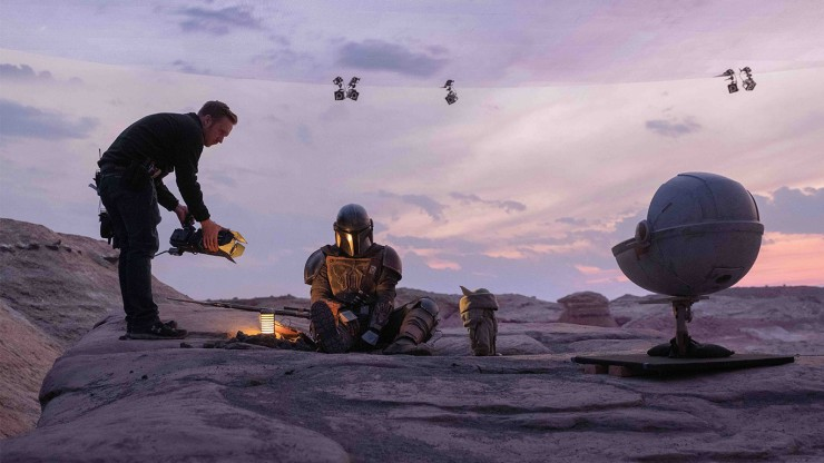 How The Mandalorian Moved Mountains