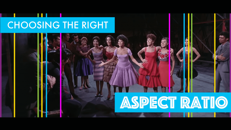 Choosing the Right Aspect Ratio