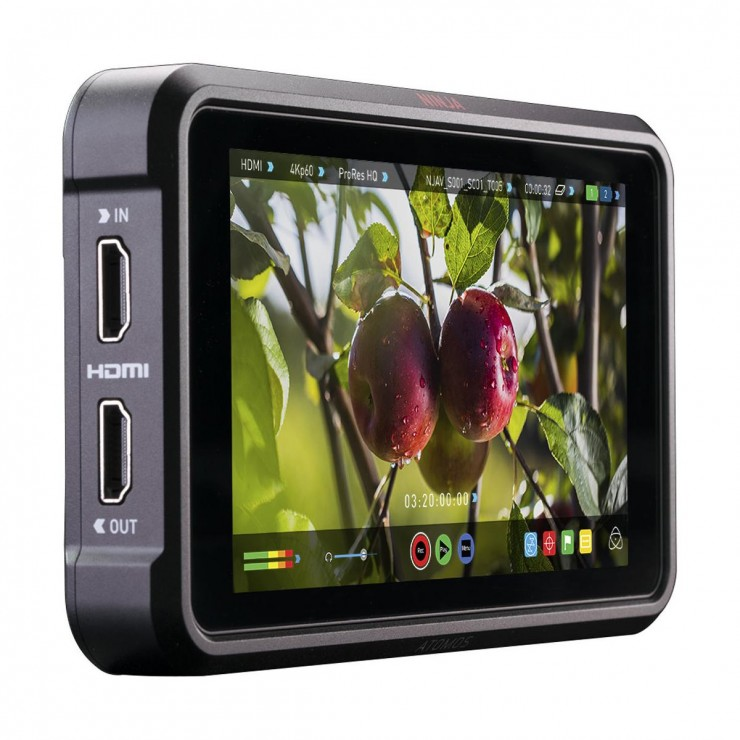 Atomos ProRes Recording will be available to Panasonic S1H users over HDMI