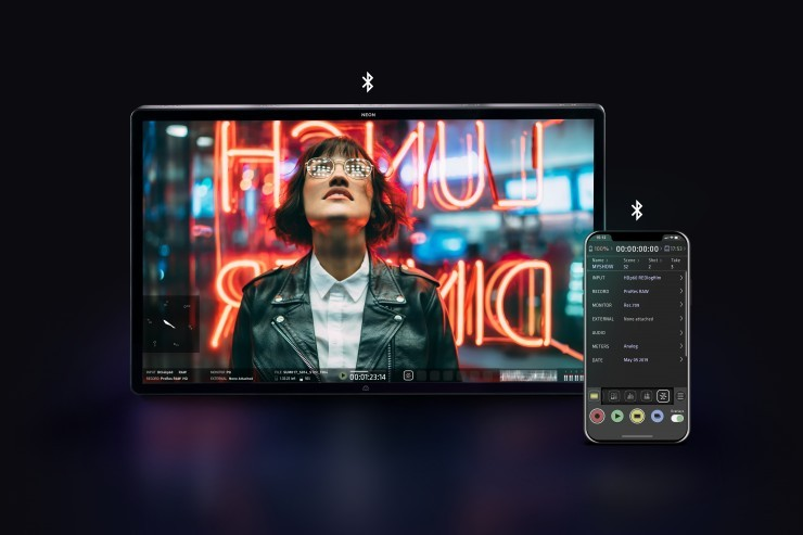 The Atomos NEON now supports 16-bit Raw recording for the Sony FX9