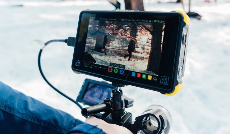 Atomos Shogun Flame Amp Ninja Flame Are The First 7 Quot Hdr 4k