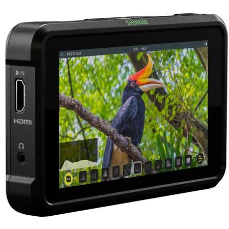 The Atomos Shogun 7 Levels Up to 3000 Nits of Brightness