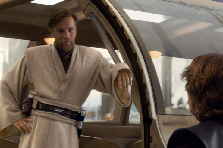 A little older, the time may be ripe for McGregor to return to the Kenobi Role