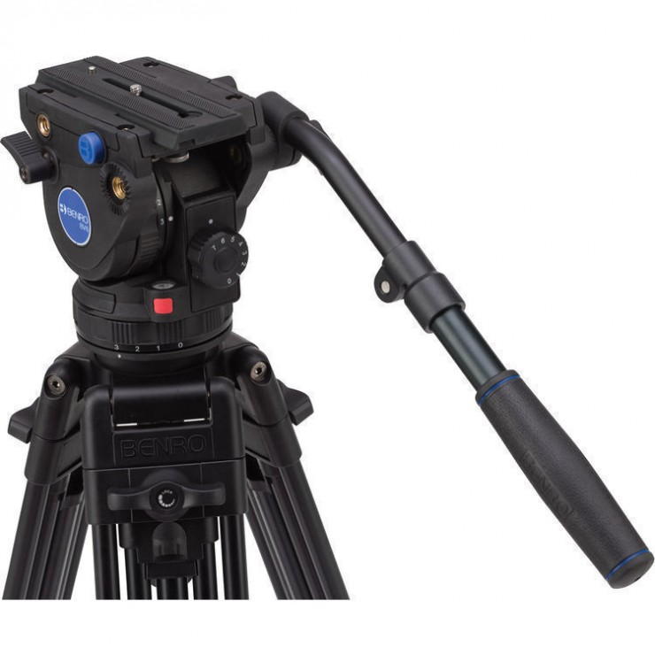Benro Shows Off Highly Adjustable Tripod Heads & a New Line of Affordable Sliders