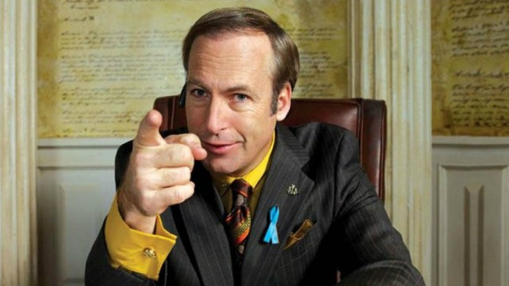 Better Call Saul Lawyer Cover