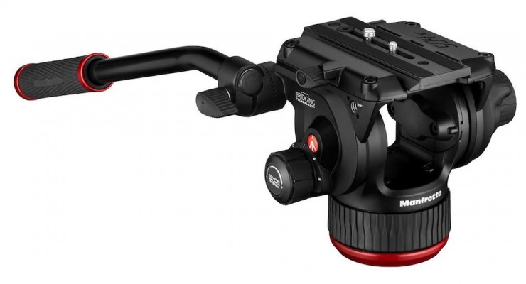 Manfrotto 504X Fluid Video Head