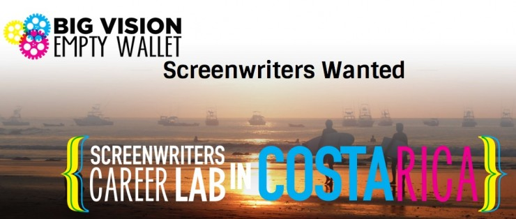 Big Vision Empty Wallet Screenwriters Career Lab
