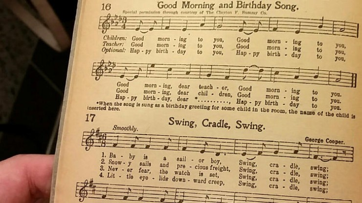 How to make a great low budget soundtrack for your film happy birthday song sheet music no film school fandeluxe Image collections