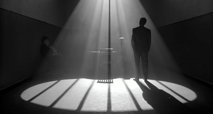 Black and White Cinematography Montage Roger Deakins