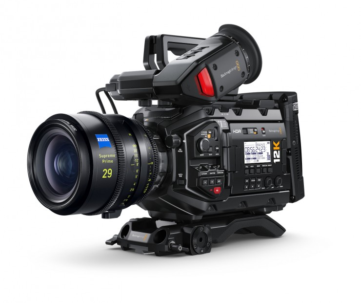 Ks For Days: Blackmagic Jumps Ahead To 12K With The URSA