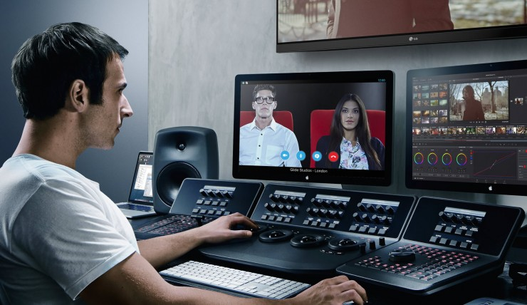 Blackmagic DaVinci Resolve 12 Remote Grading