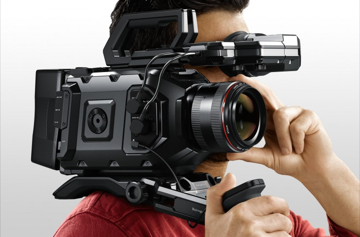 Blackmagic Design URSA Mini Shoulder Rig