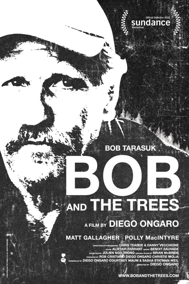 Bob and the Trees Poster