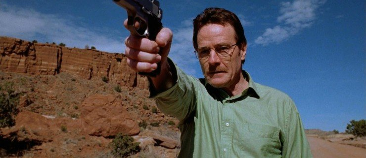 Breaking Bad Pilot Script