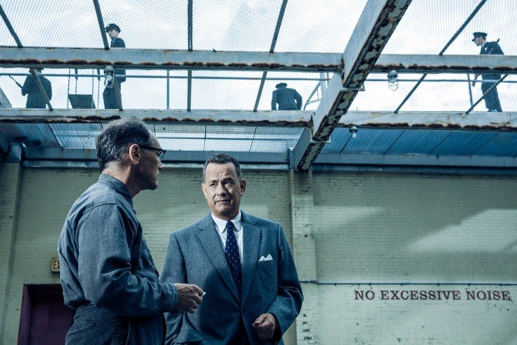 Bridge of Spies Screenplay Available For Your Consideration