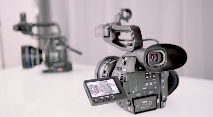 Early Footage from the Canon C100 Mark II: How Does It Stack
