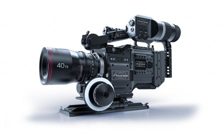 Panavison Co-Builds the World's Most Advanced Camera: 8K RAW DXL Cinema