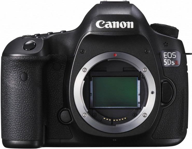 Canon 5DS R Front No Lens Price Cost Release Date