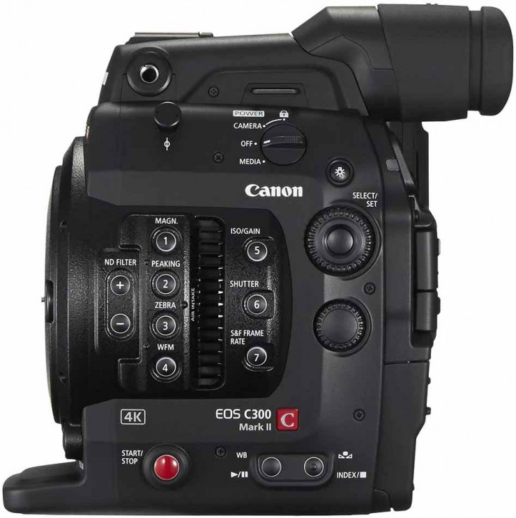 Canon C300 Mark II Body Only