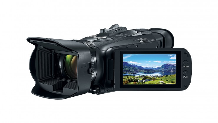 Canon Camcorders New