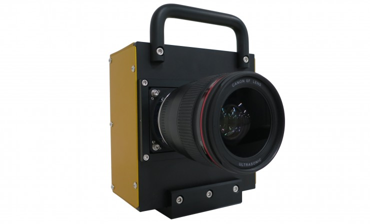 Canon Camera prototype with 250 Megapixel CMOS Sensor