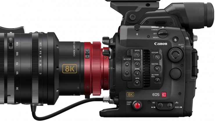 Canon Cinema EOS 8K Camera 2