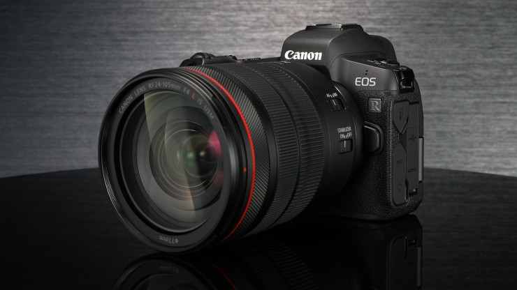 Canon High Resolution EOS R Rumor