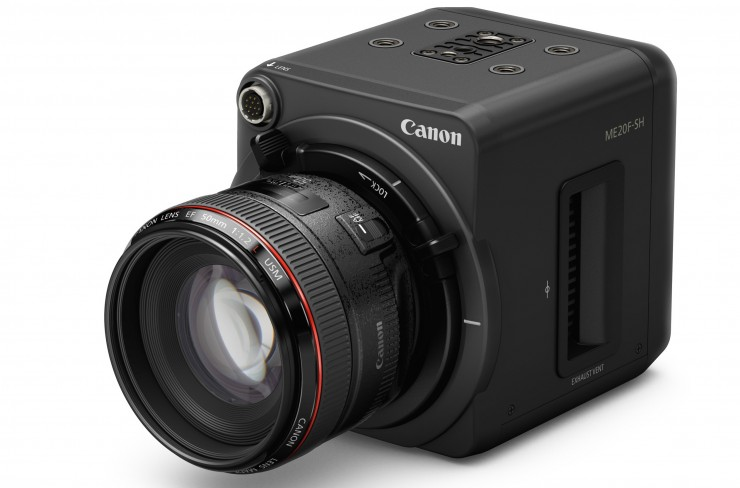 New Canon Full-Frame 35mm Camera Sees in the Dark with 4 ...
