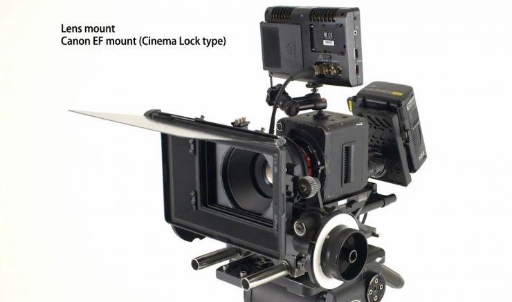 Canon ME20F-SH Footage 2
