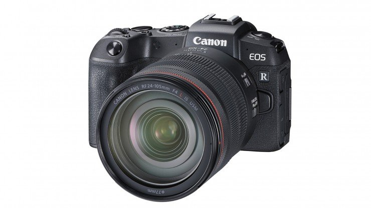 Canon EOS RP Early Reviews